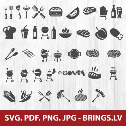 BBQ SVG Bundle