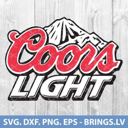 Coors Light SVG