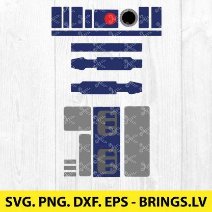 R2 D2 SVG