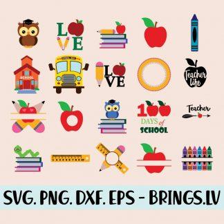 School SVG
