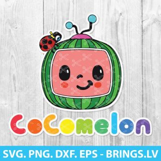 Cocomelon SVG