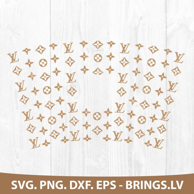 Louis Vuitton Logo Svg Free