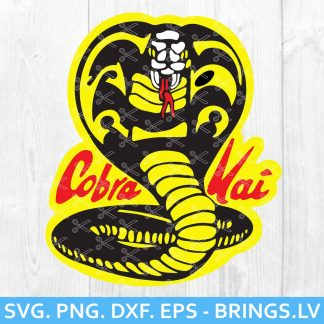 Cobra Kai SVG
