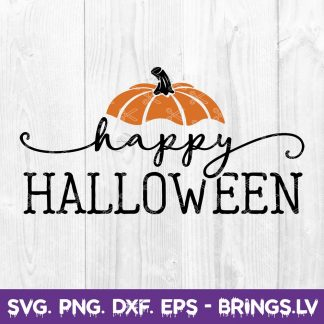 Farmhouse Halloween SVG