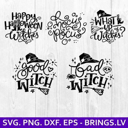 Halloween SVG Bundle Pack