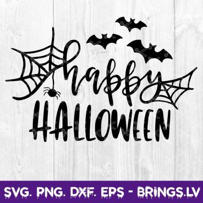 Happy Halloween SVG