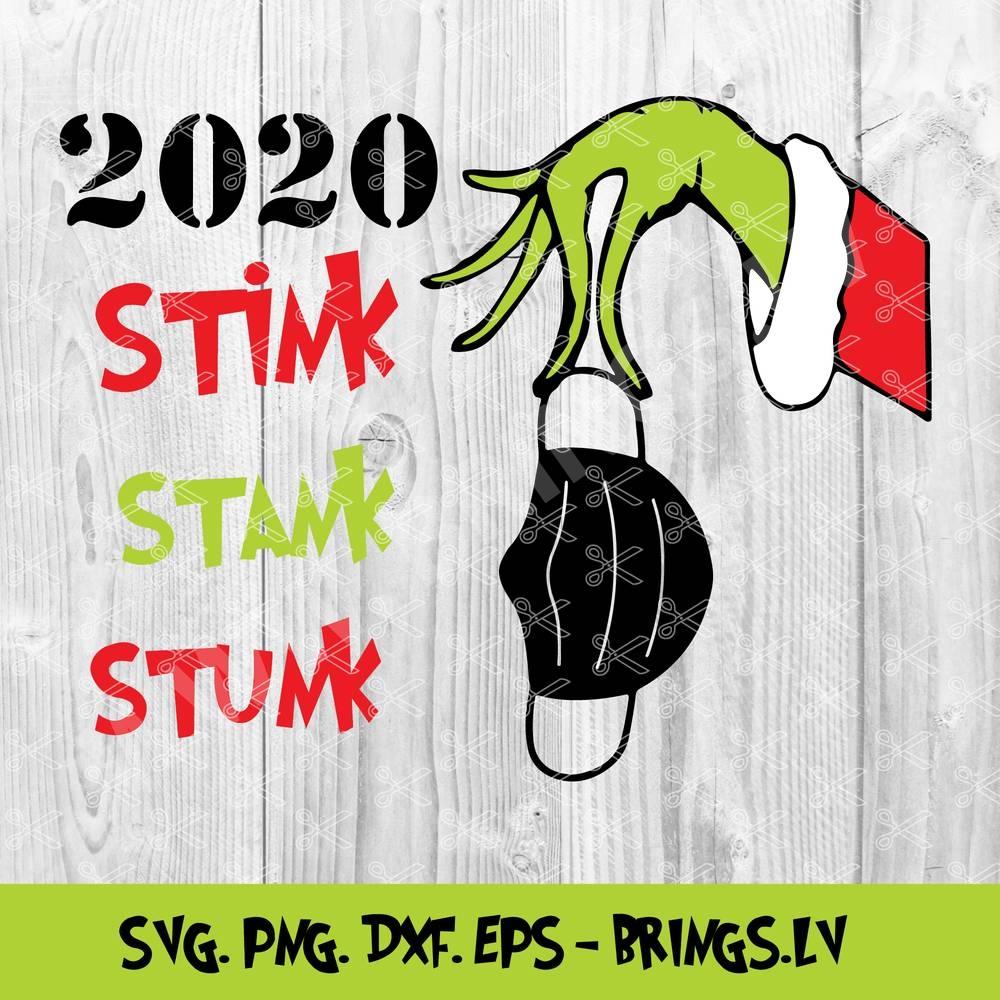 2020 STINK STANK STUNK SVG