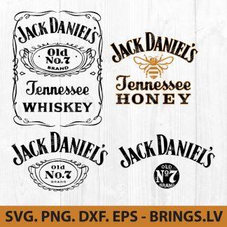 Jack Daniels Svg Dxf Png Whiskey Logo Svg Cut File Whiskey Svg