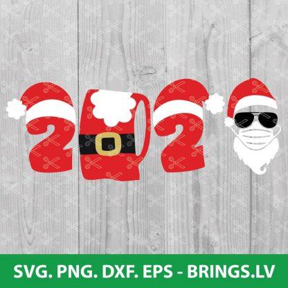 2020 Christmas SVG