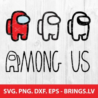 Among Us SVG
