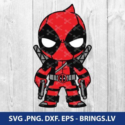 Deadpool SVG