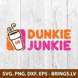 Dunkie Junkie SVG