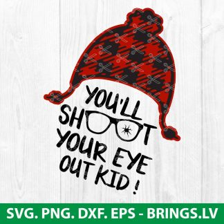 You ll shoot your eye out svg
