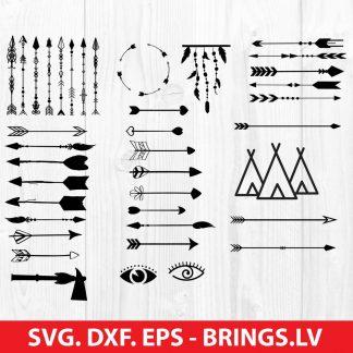 Arrow SVG Bundle