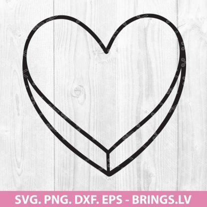 Conversation Hearts SVG