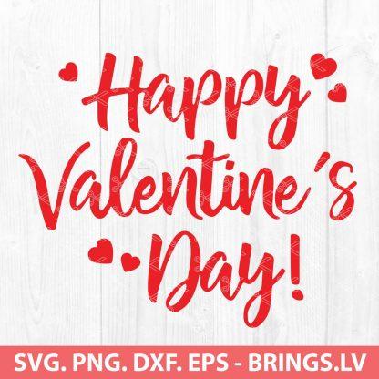 Happy Valentines Day SVG