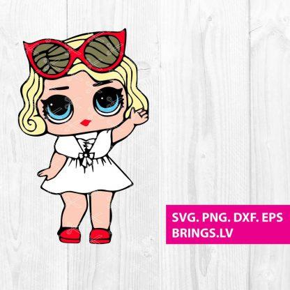 LOL Doll SVG