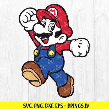 Super Mario bros SVG