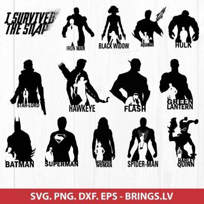 Avengers SVG