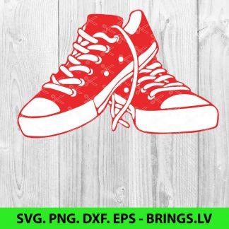 Converse Chucks SVG