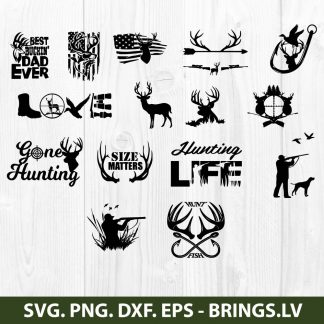 Hunting svg