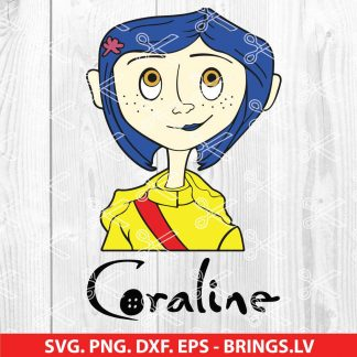 Coraline SVG