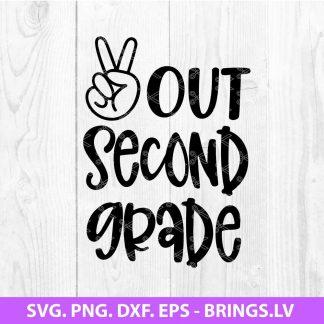 Second Grade SVG