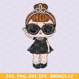 L.O.L Surprise Doll SVG file