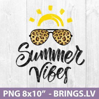 Summer Vibes Png