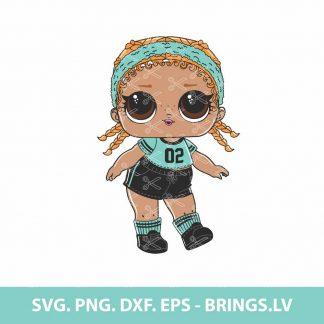 Lol Surprise Dolls SVG