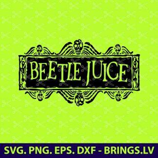 BeetleJuice SVG