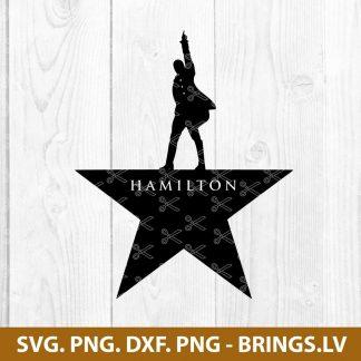 HAMILTON SVG FILE
