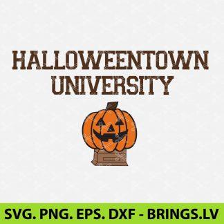 Halloweentown University SVG