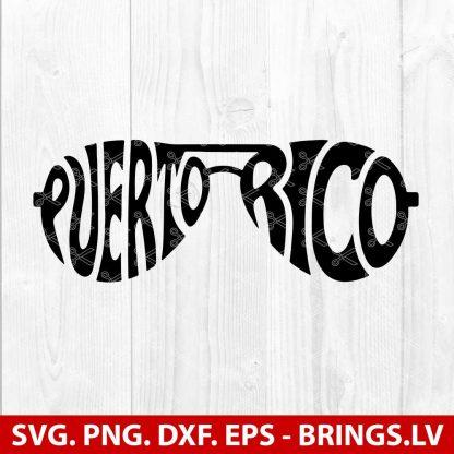 PUERTO RICO SVG